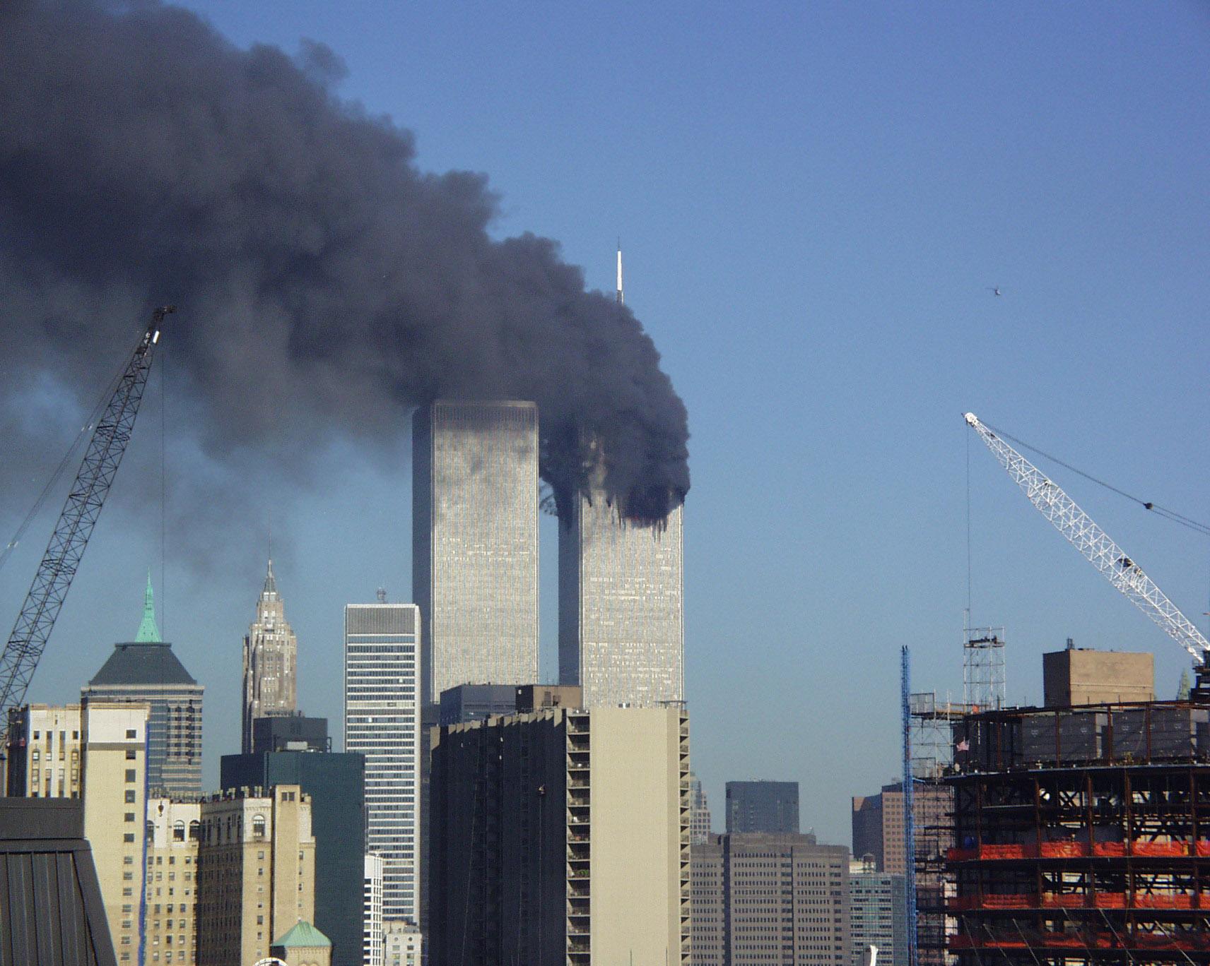 Larry S Home World Trade Center 091101